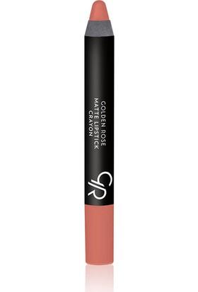 Golden Rose Dudak Kalemi - Gr Matte Lıpstıck Crayon No:27