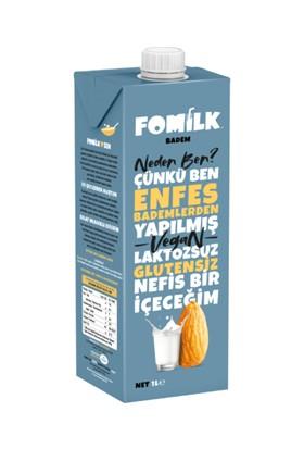 Fomilk Badem Sütü 1 lt