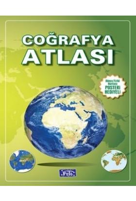 İlköğretim Coğrafya Atlası -
