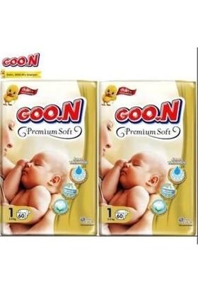 Goon Premium Soft Bebebk Bezi 1 Beden 2-5 kg