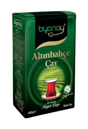 Byonay Altınbahçe Siyah Çay 1000 gr x 3'lü (Ilk Hasat/ Mayıs Çayı)