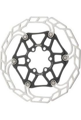 Baradine DB-08TP Disk Fren Rotoru 6 Vida Siyah