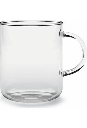 Balsa 6 Adet Balsa Cam Kupa Termisil Isıya Dayanıklı Bardak 200 ml