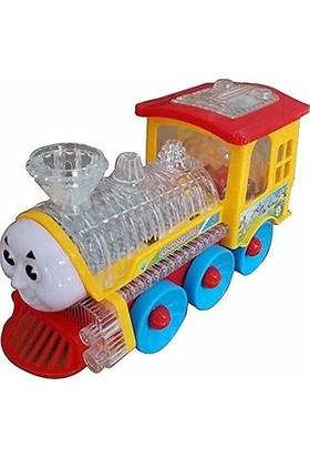 Ysn Toys Thomas Tren Sesli Işıklı Hareketli