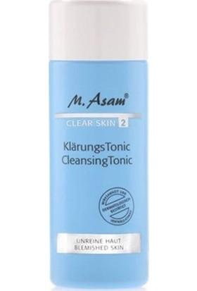 M.asam Clear Skin 2 Temizleme Toniği 200 ml