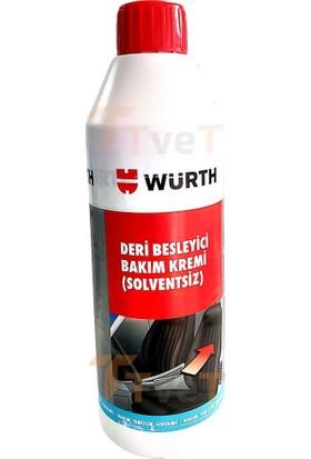 Tvet Würth Deri Besleyici Temizleyici ve Anti-Statik Araç Temizleme Püskülü 2 Li Set