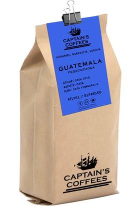 Captain's Coffees - Guatemala Fedecocagua