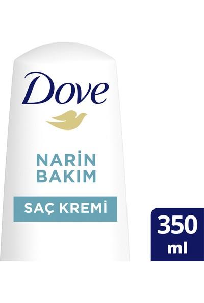 Dove Yoğun Onarıcı Yıpranmış Saçlar İçin Saç Bakım Kremi 350 ML