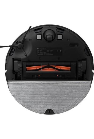 Xiaomi Mi Robot Vacuum Mop Pro 2+ 3D Global Versiyon Siyah Robot Süpürge