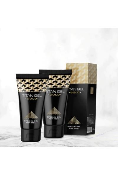 Titan Gold Jel 50ML 2'li Paket