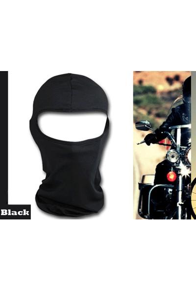 Tamit Halat Termal Kar Maskesi ( Siyah )