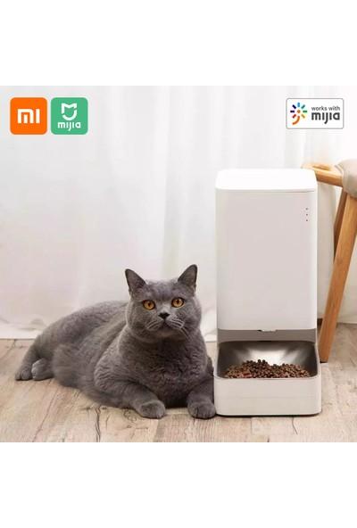 Xiaomi Mijia Akıllı Pet Besleyici Kedi Köpek Uzaktan (Yurt Dışından)