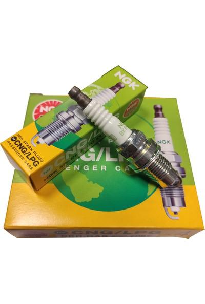 NGK Nissan Micra 1.3 I 16V 1992-2007 Ngk Lpg Buji 4 Adet