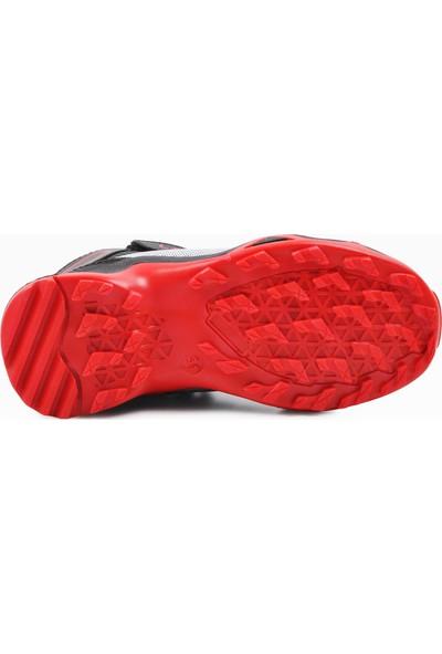 Lafonten 702 Siyah-Kırmızı Outdoor Çocuk Bot