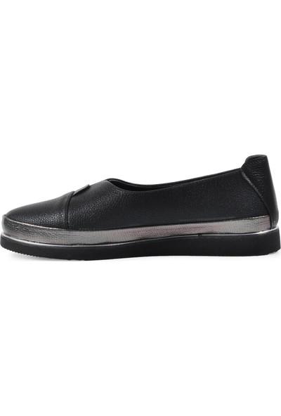 Pierre Cardin 51229 Siyah Kadın Günlük Ayakkabı
