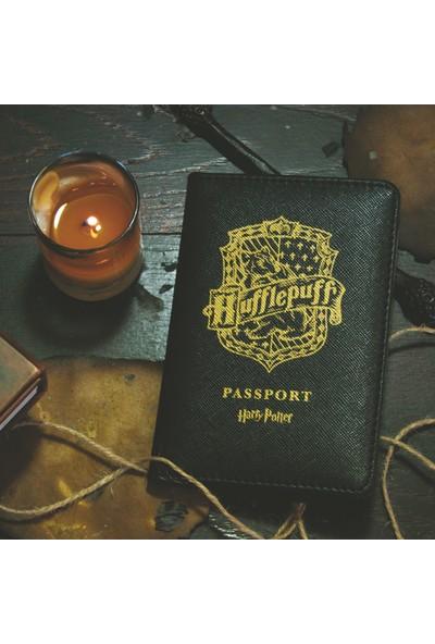 Harry Potter Wizarding World Pasaport Kılıfı Hufflepuff