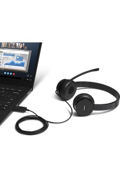 Lenovo 100 Stereo USB Kulaklık 4XD0X88524