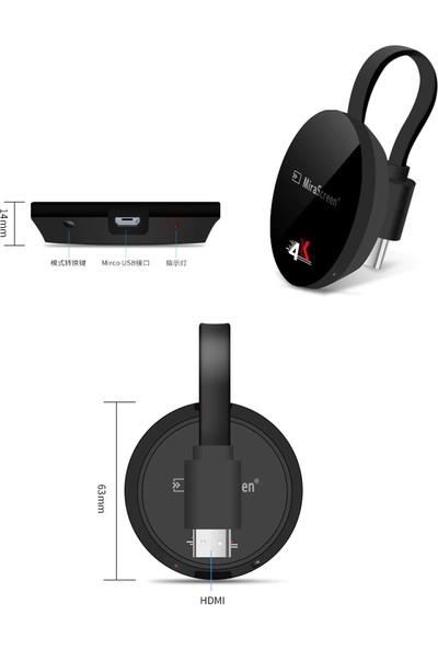 Mirascreen G4 Plus 4K UHD 5ghz Wireless Görüntü Aktarıcı