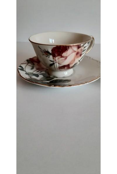 Bernardo 2'li Çay Fincanı Seti Özel Seri Luxury
