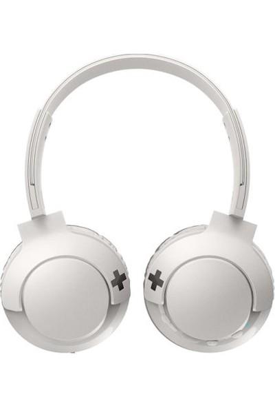 Philips SHB3075WT/00 Bass+ Mikrofonlu Bluetooth Kulaklık - Beyaz