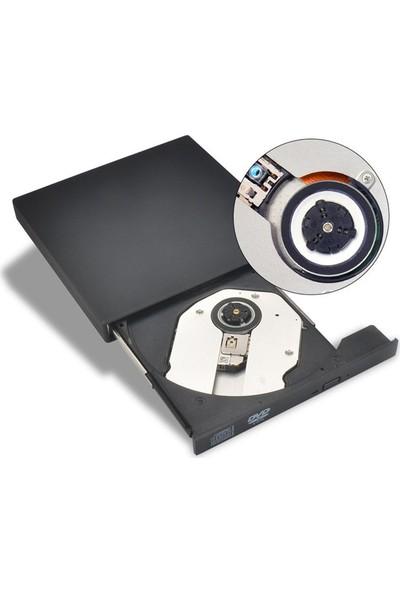 Triline Harici DVD Rw USB 2.0 CD DVD Yazıcı Okuyucu
