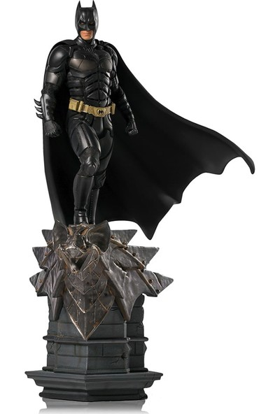 Iron Studios Dc Comics - The Dark Knight Movie - Batman Deluxe Figür