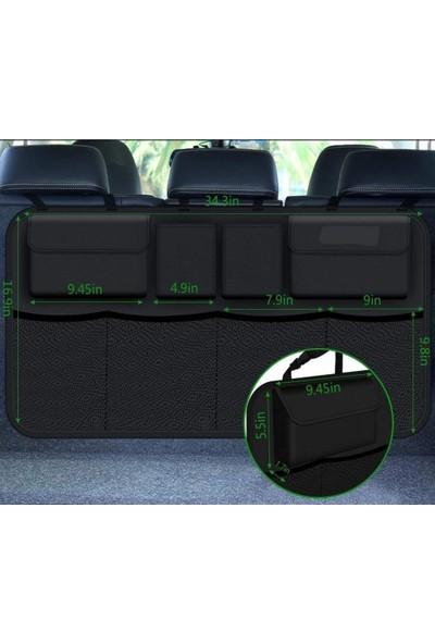 Ankaflex Araba Koltuk Arkası Organizer Araç Oto Bagaj Içi Bod Düzenleyici