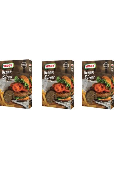 Veggy Vegan Burger 320 gr x 3