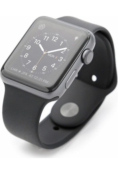 Ecr Apple Watch Seri 6/se/5/4 40mm ile Uyumlu Hd Şeffaf Ekran Koruyucu Film Neo Flex 2 Adet