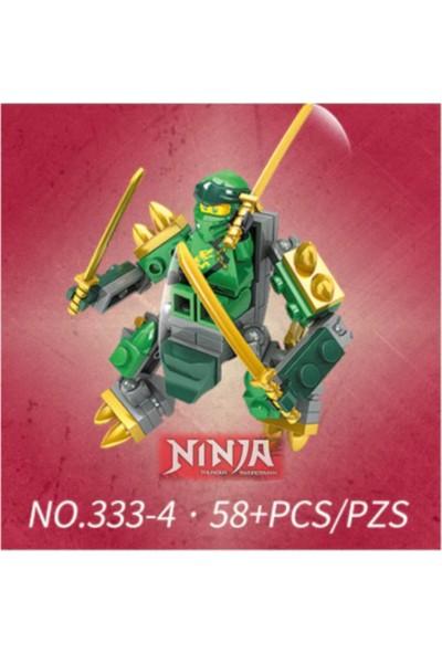 Bozhi Ninja-Lego Mini Kahraman