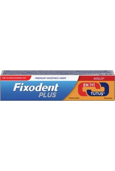 Fixodent Plus Best Hold 40 gr