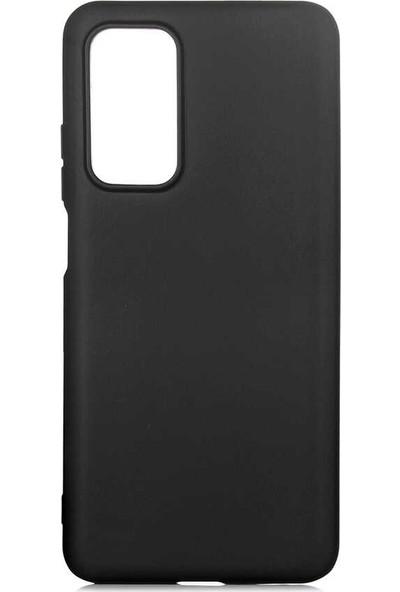 CepArea Xiaomi Mi 10T Pro 5g Kılıf Ince Renkli Yumuşak Silikon Kapak Case Siyah