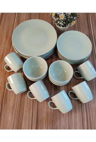 Keramika Cotıdıana Seramik Yemek Takımı
