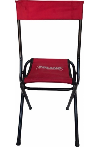 Solano Kamp Sandalyesi Avcı Balıkçı Taburesi