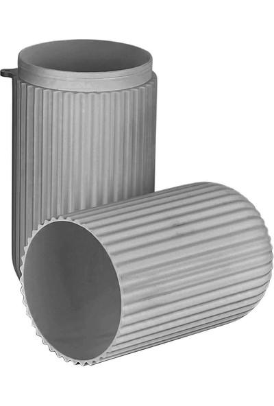 Nano Absolute Double Ring Çelik Ustura Kutulu 714197