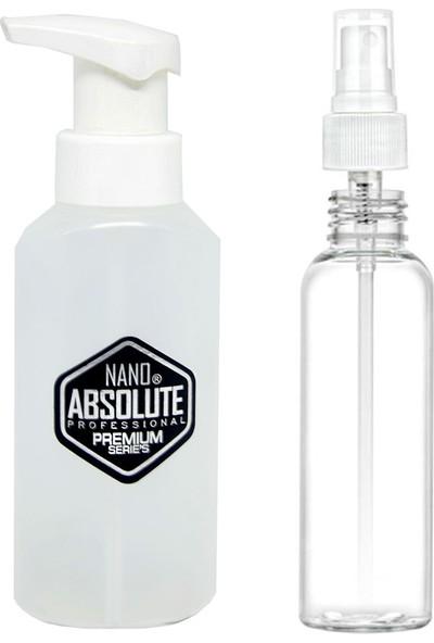 Nano Absolute Sıvı Köpük Püskürtücü Şişe 50 ml
