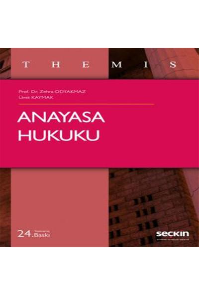 Themis Anayasa Hukuku - Zehra Odyakmaz - Ümit Kaymak