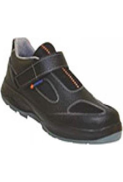 Master Çelik Burunlu Deri Ayakkabı