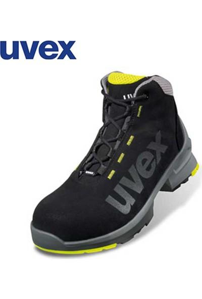 Uvex 8545 S2 Src Bağcıklı İş Ayakkabısı 40