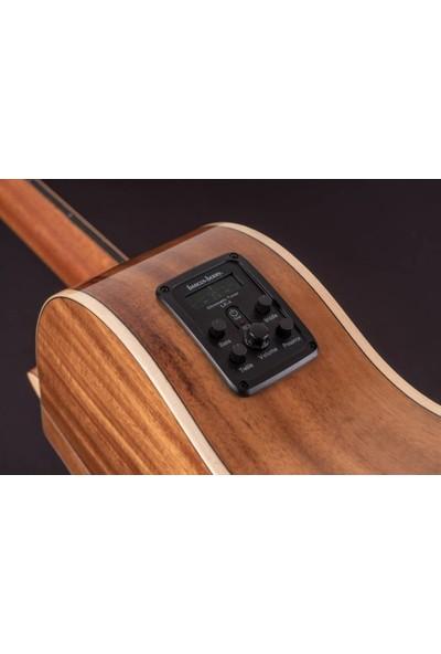 Washburn BTSC56SCE Bella Tonoallure SC56S Akustik Gitar - Naturel