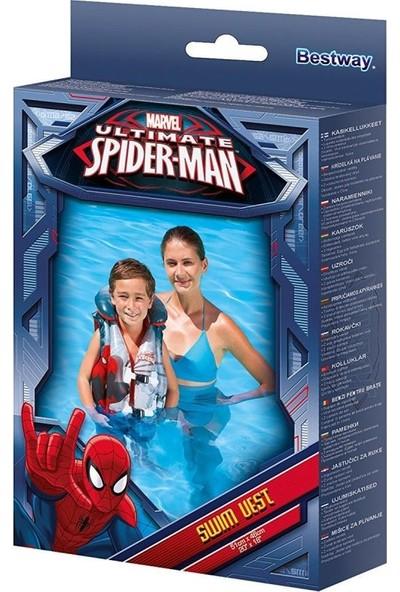 Bestway Spider-Man Can Yeleği 51X46 cm Bestway - 98014
