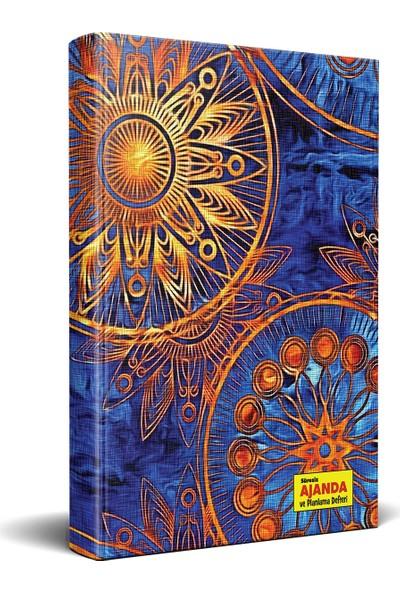 Halk Kitabevi Zaman Çarkı Süresiz Ajanda ve Planlama Defteri 13,5 x 19,5 cm