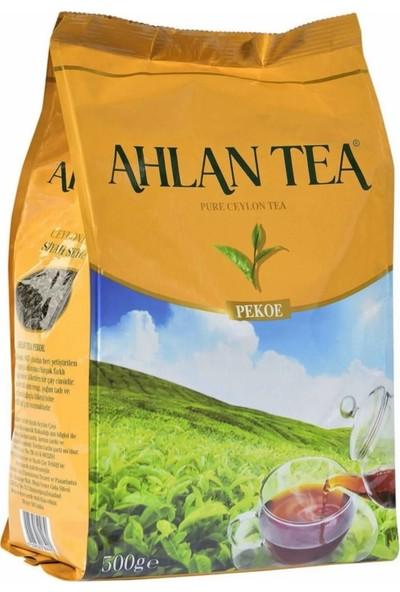 Ahlan Tea Pekoe Kokusuz Seylan Çayı 500 gr