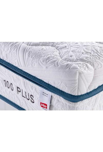 Işbir Yatak 100 Plus Yüksek Yoğunluklu Viskoelastik Akıllı Yatak 160X200