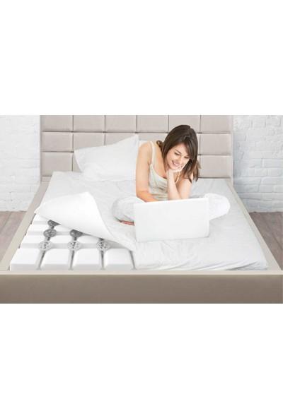 Işbir Yatak Ergoplas Polimer Yaylı Viskoelastik Akıllı Yatak 160X200