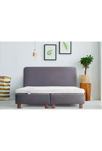 Işbir Yatak Viscoped Viskoelastik Akıllı Yatak Pedi 160X200