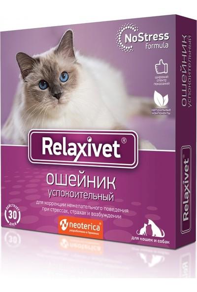 Parkour Relaxivet Kediler Için Sakinleştirici Tasma