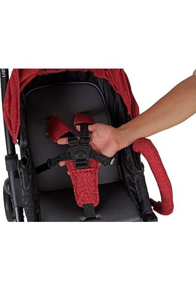 Sunny Baby Ryan Travel Bebek Arabası Kırmızı