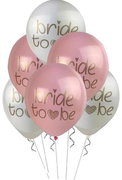 Kullanatparty Bride To Be Balon 100 Adet