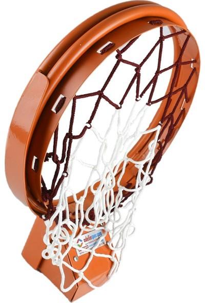 adelinspor Double Basketbol Çemberi Çift Boru Esneyen Yaylı
